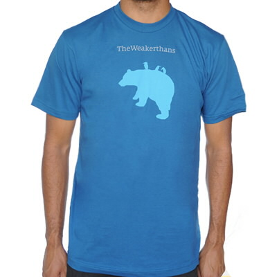 IMAGE | The Weakerthans - Bear T-Shirt