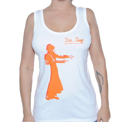 Dr. Dog - Bonnie Tank Top Womens - Womens Large
