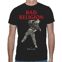 IMAGE | Bad Religion - The Dissent Of Man Shirt (Vintage Black)
