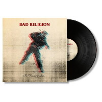 IMAGE | Bad Religion - BR The Dissent Of Man LP (Black Vinyl) - LP