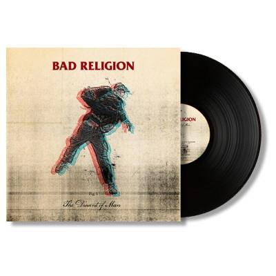Bad Religion - The Dissent Of Man LP