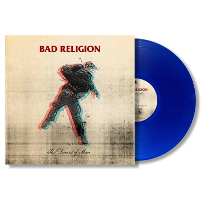 IMAGE | Bad Religion - BR The Dissent Of Man BLUE (Epitaph Exclusive) - L