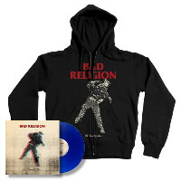 IMAGE | Bad Religion - The Dissent Of Man LP (Epitaph Excl) & Hoodie