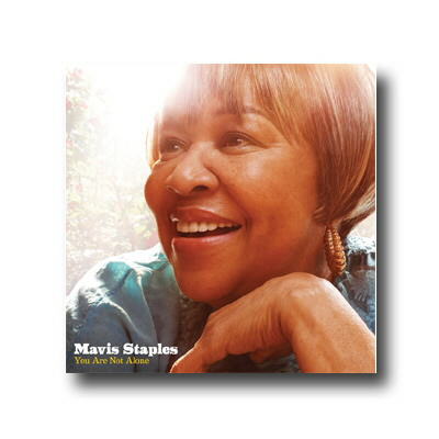 Mavis Staples - You Are Not Alone - CD