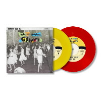 IMAGE | Whats Eating Gilbert - Thinking 'Bout Her Red & Yellow 7""
