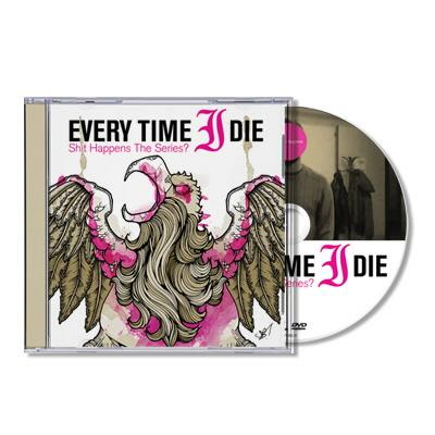 Every Time I Die - Shit Happens The Series? - CD/DVD