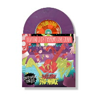 "IMAGE | New Found Glory - NFG/Dashboard Split 7"" (Purple)"