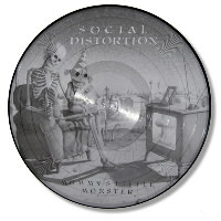 "IMAGE | Social Distortion - Mommy's Little Monster - 12"" Picture Disc"