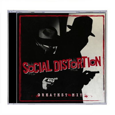 Social Distortion - SD Social Distortion's Greatest Hits CD