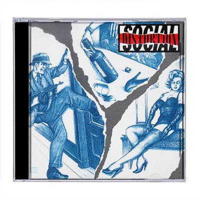 Social Distortion - S/T CD