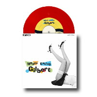 "IMAGE | Whats Eating Gilbert - Dear God - 7"" (Red)"