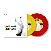 IMAGE | Whats Eating Gilbert - Dear God Red & Yellow 7""