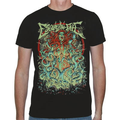 Escape The Fate - Medusa Diva Shirt