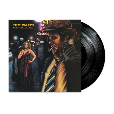 Tom Waits - The Heart Of Saturday Night LP (Black 180 gram)