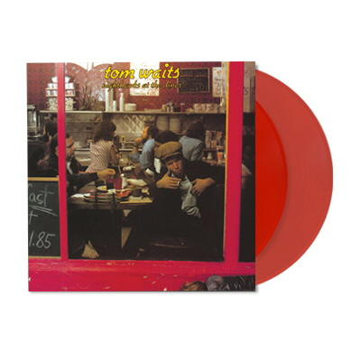 Tom Waits - Nighthawks At The Diner 2xLP - (Red) 180 gm