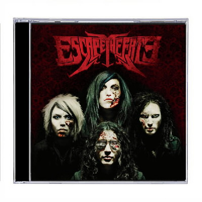 Escape The Fate - Escape The Fate S/T CD - CD
