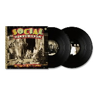 IMAGE | Social Distortion - SD Hard Times & Nursery Rhymes LP (black)