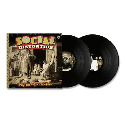 Social Distortion - Hard Times & Nursery Rhymes LP