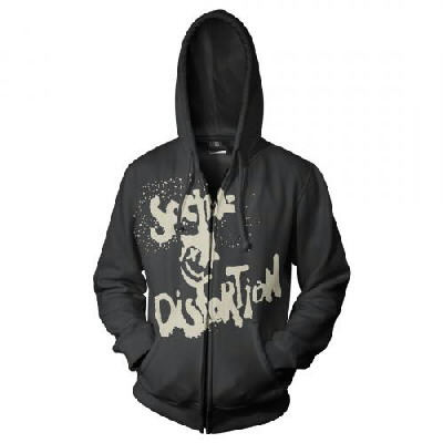 social-distortion - X'd Eye Guy Ness Hoodie (Black)