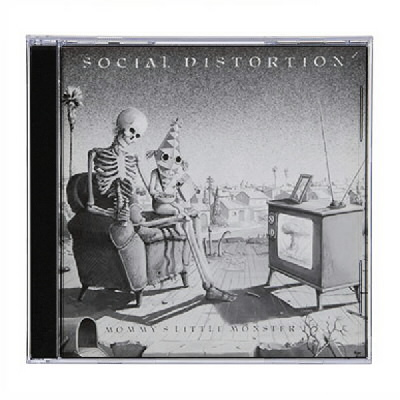 Social Distortion - SD Mommys Little Monster CD