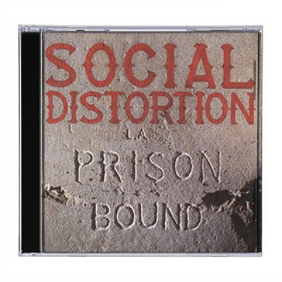 Social Distortion - SD Prison Bound CD