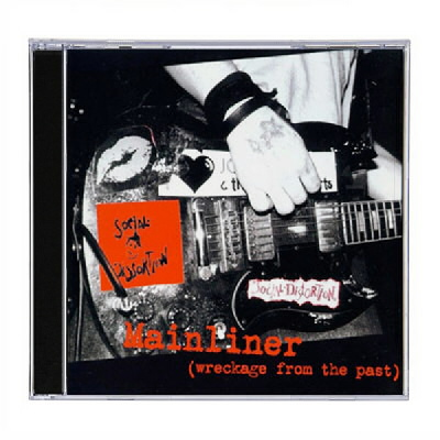 Social Distortion - SD Mainliner CD