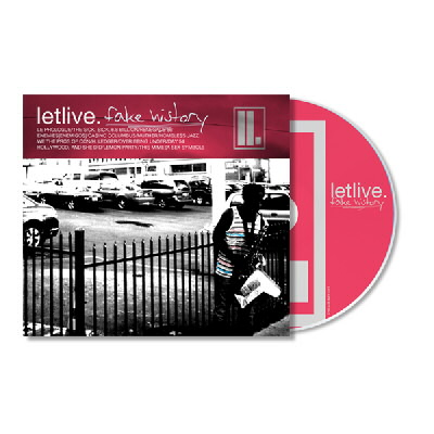 Letlive - Fake History - CD