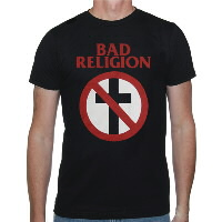 IMAGE | Bad Religion - Classic Cross Buster Shirt