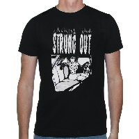 IMAGE | Strung Out - Smoking Girl Tee