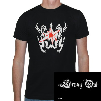 strung-out - Astrolux Griffin Tee (Black)