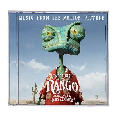 Rango - The Motion Picture Soundtrack - CD