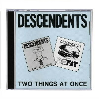 IMAGE | Descendents - Two Things At Once - CD