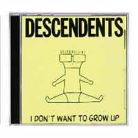 IMAGE | Descendents - DESC I Don't Want To Grow Up CD