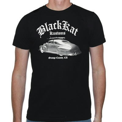 Black Kat Kustoms - Goin Surfing