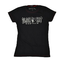 IMAGE | Black Kat Kustoms - Womens Vintage Tee