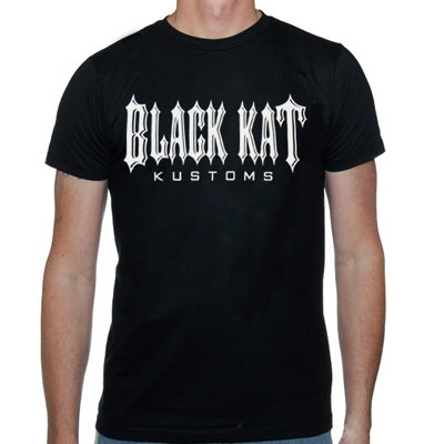 black-kat-kustoms - Antique Gothic Tee (black)