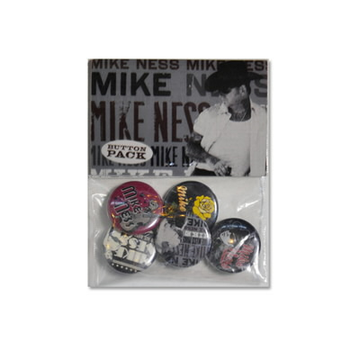 mike-ness - Button Set #2