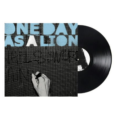 One Day As A Lion - One Day As A Lion - LP (180 Gram)