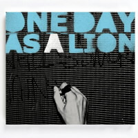 IMAGE | One Day As A Lion - One Day As A Lion - CD