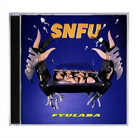 IMAGE | Epitaph Records - SNFU - FYULABA CD