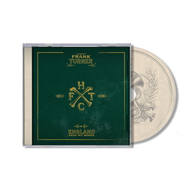 Frank Turner - England Keep My Bones - CD
