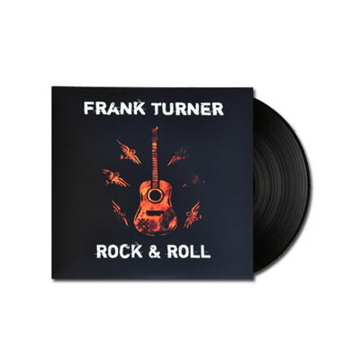 "Frank Turner - Rock & Roll - 10"" EP"