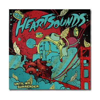 Heartsounds - Until We Surrender CD
