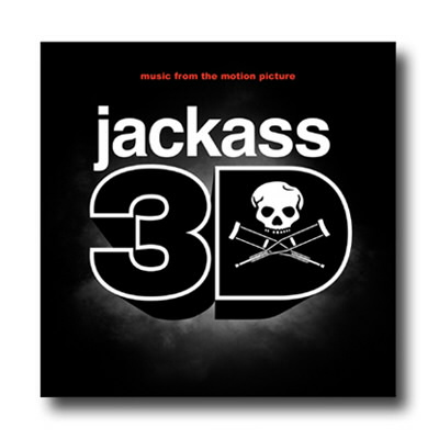 Jackass - Jackass 3-D Soundtrack - CD