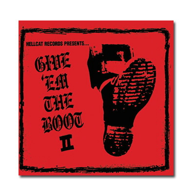 epitaph-records - Give Em The Boot #2 - CD