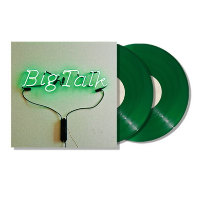 Big Talk - Big Talk - 2xLP - Green
