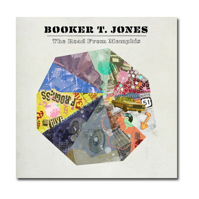 Booker T Jones - The Road From Memphis - CD & DL