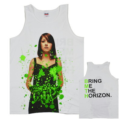 Bring Me The Horzion suicide season tank