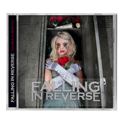 IMAGE | Falling In Reverse - FIR The Drug In Me Is You CD