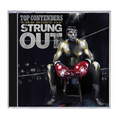 Strung Out - Top Contenders: The Best Of - CD